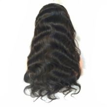 Hot Selling Wholesale Factory Price Cheap Brazilian Hair Full Lace Wig Remy Human Hair With Baby Hair