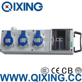Combination Socket Box