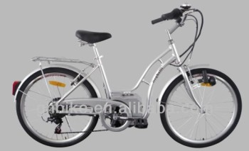 24 inch Electric bike bicycle lady E-bike aluminium frame