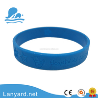 Hot Seller Custom Promotion Silicone Wristbands