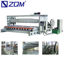 Horizontal veneer slicer / horizontal veneer slicing machine