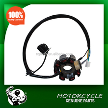 Motorcycle Magnetic Coil Stator Coil Magneto Stator Coil with 8poles GY6 for Scooter