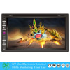 6.2 Inch touch screen car dvd , Car DVD Players Bluetooth MP5 GPS ,2 din dvd playerXY-D3062