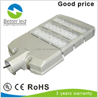 Exciting price super quality CE RoHS LED road and street luminaires