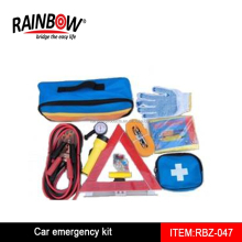 Emergency kit RBZ-047 first aid kit automotive tool
