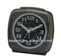 Big size bell alarm clocks type good sale table clocks 2015