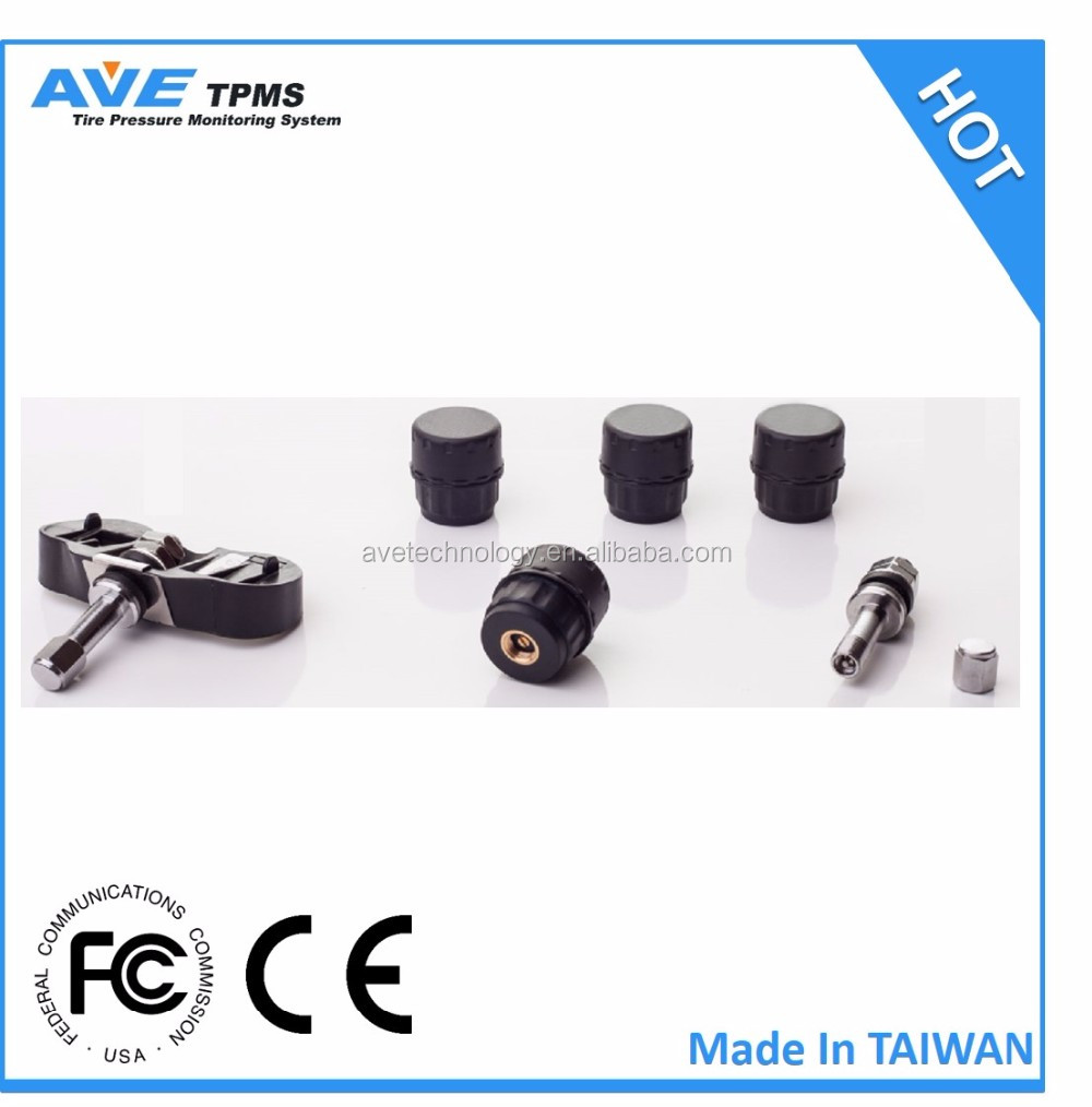 TPMS ,AVE Color Cool LCD TPMS all kinds of vehicle