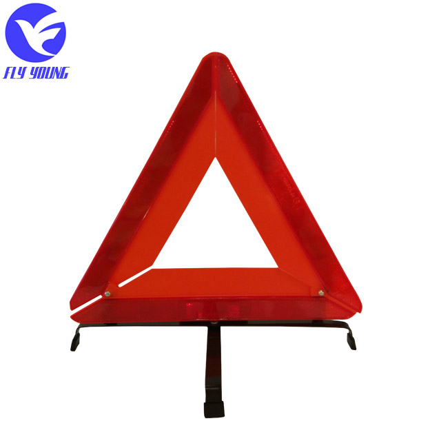 Reflective LED warning triangle manufacturer in ShenZhen