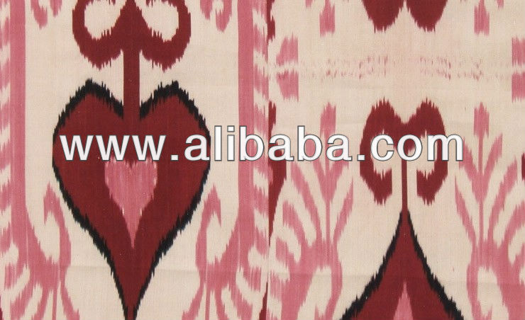 New Ikat Upholstery fabric tapestry drapery cloth Excellent designer made 004
