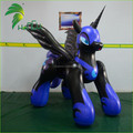 1.0MM PVC Inflatable Bouncing Moon Horse for Adults