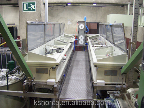 Plating Machine Tin Plating Machine Electrolytic Plating Line