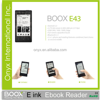 4.3 inch Onyx Boox e-ink smart phone Android 2.3