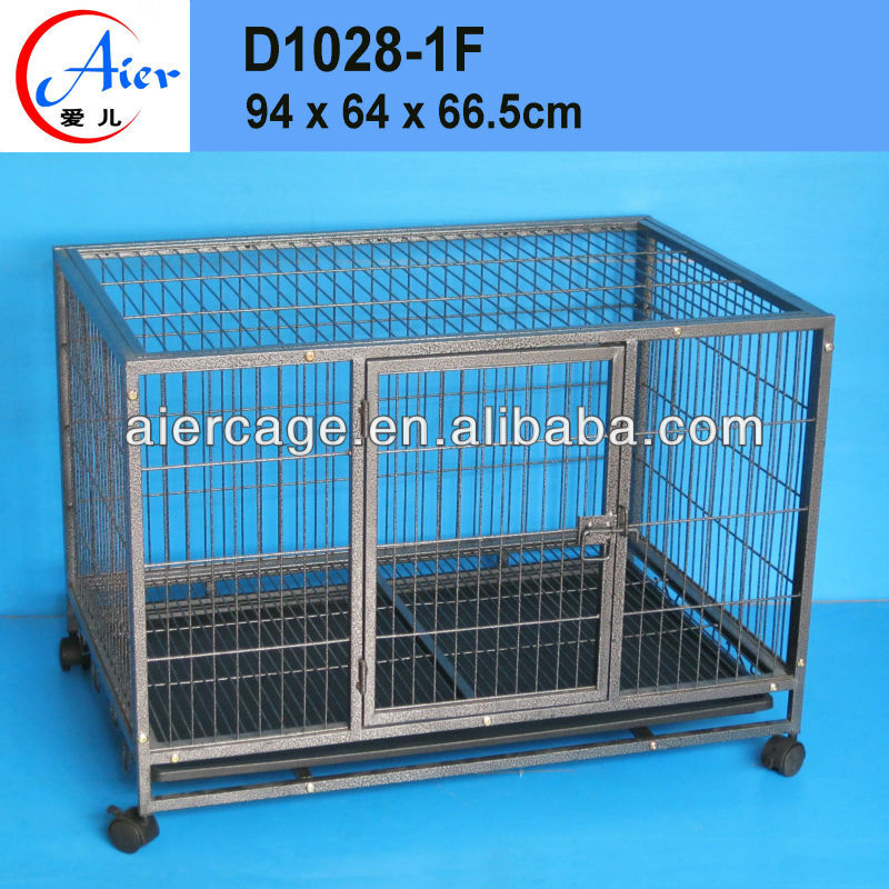 Strong metal cage large dog cage sell like hot cake