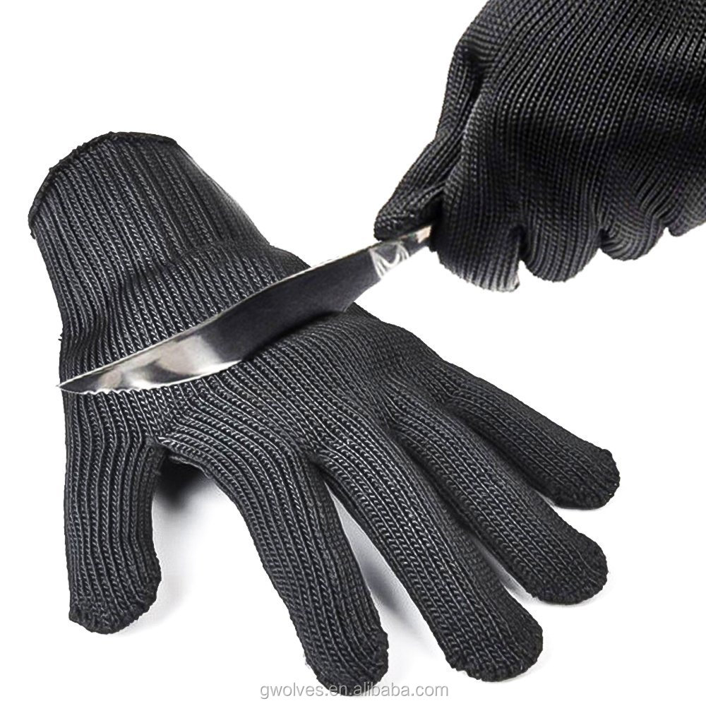 Safety <strong>glove</strong> Stainless Steel Cut-Resistant Slash-Proof Work <strong>Gloves</strong>