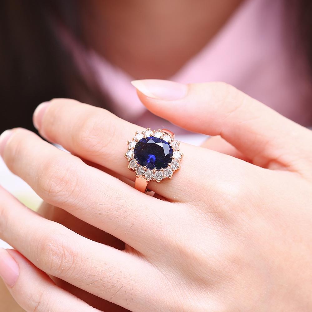2017 Rings Jewelry Women Wedding Latest Gold Ring Designs Sapphire ...