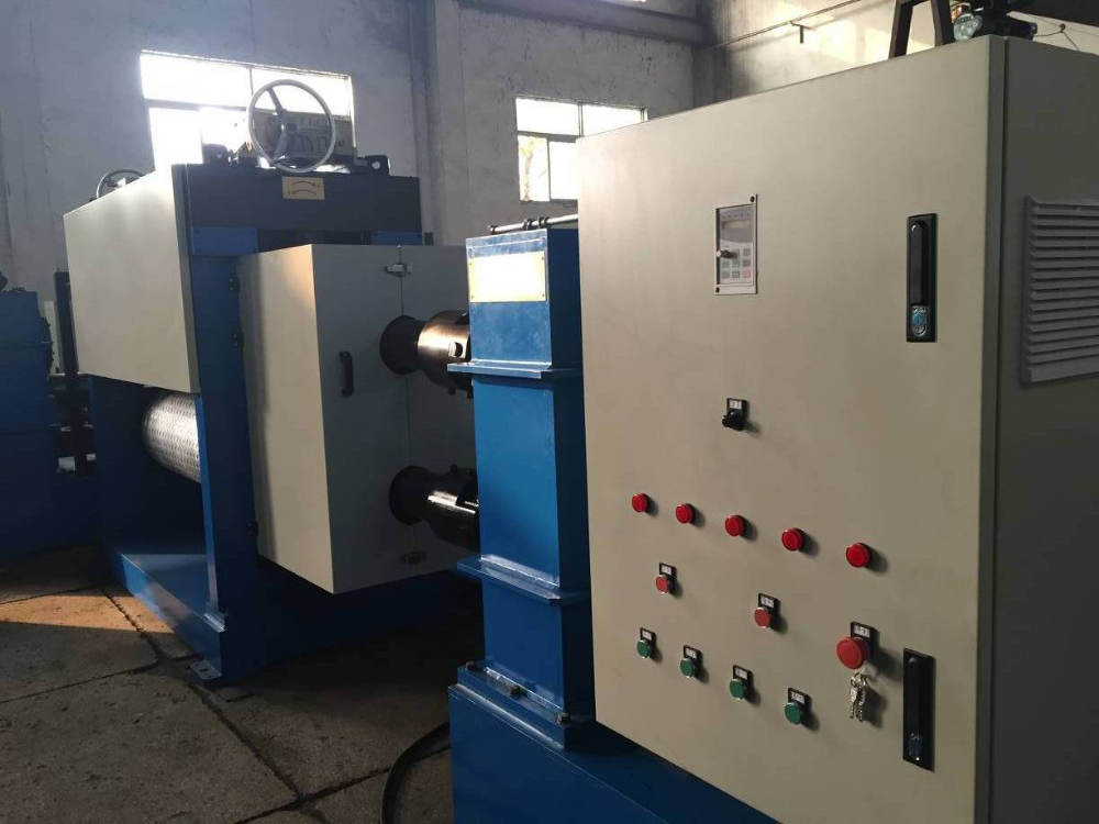 (3-4)mm metal plate cold rolling embossing machine