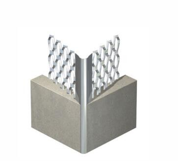 Angle Bead, Made of Expanded Wire Mesh Machine