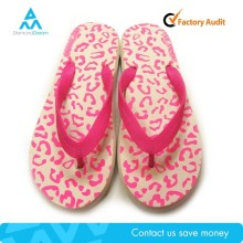 Factory Price Promotion Women Fancy Cheap Wholesale Flip Flops