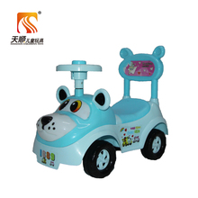 Fresh PP plastic baby push car 1689 with music baby riding cars for kids for sale