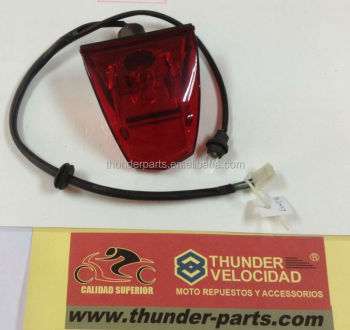 GXT200 parts,tail lamp,rear light,faro,foco trasero