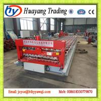 Customize made rolling machine for metal sheet