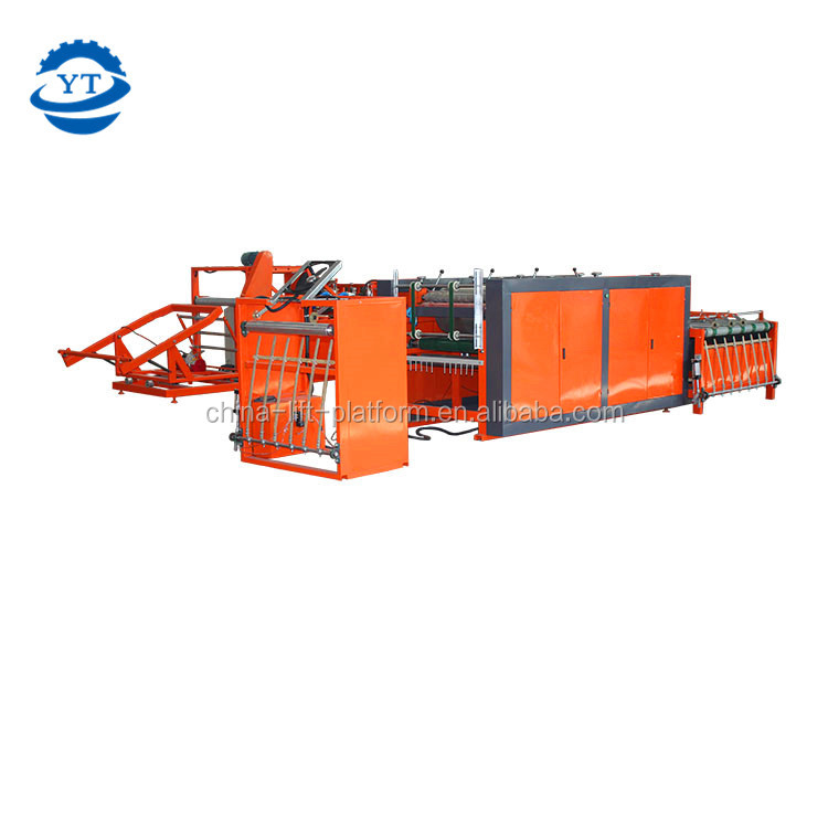 CE Automatic pp woven bag making machine cutting and sewing machine manufacturer