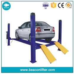 car elevator bridge cheap price lifter car used for changing lub oil