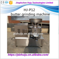 Stainless steel vertical grain grinding/flour mill/peanut butter making machine