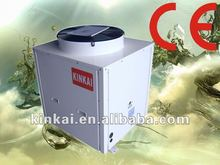 split heat pump air conditioner Air to air water double Source Floor heating heater solar Heat Pump