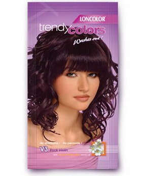 Loncolor Trendy Colors Semipermanent Hair Dyes