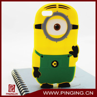 for iphone 4 4s minions case