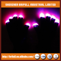 LED Dance Glove With High Brightness Lights