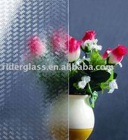 Wangi Patterned Glass with CE