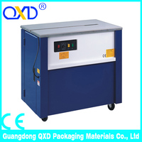 pp belt strapping machine for carton books magzine paper parcel etc