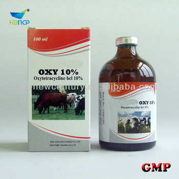 long-acting 20% Oxytetracycline injection antibacterial drug