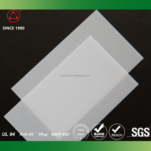 Free sample testing Polycarbonate plastic sheet China Professional Factory Led Light Diffuser