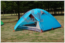 Double layer for outdoor camping / large camping tent manufacturer LHYYZP-8109