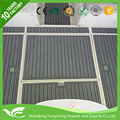 Hot selling composite teak decking marine with low price