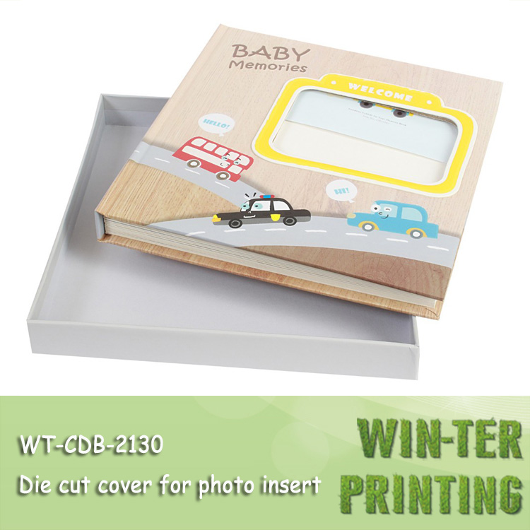 WT-CDB-2130 baby keepsake book