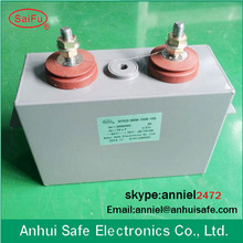 High Frequency Industrial Capacitor oil type high thermal conductivity