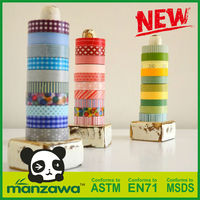 High quality fashion design washi tape for decoration