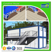 Economical Prefabricated Contemporary 2013 chinese low cost qucik container schoolly prefab mobile home