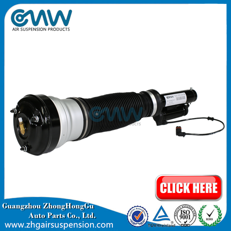 Hot Sale A2203202438 Front Automobile Shock Absorber for Mercedes W220 Suspension Kits Chassis Parts S350 S500 S600