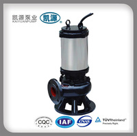JYWQ JPWQ Centrifugal Submerisible Water Pump Electric Centrifugal Water Pump Sewage Water Pump