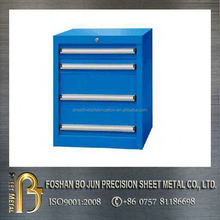 China supplier custom aluminum tool box for trucks with powder coating