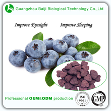 Natural Organic Herbal Herb Improve Eyesight Blueberry Slim Tablets