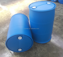 Factory direct sell 200 liter blue chemical plastic drum/barrels/container