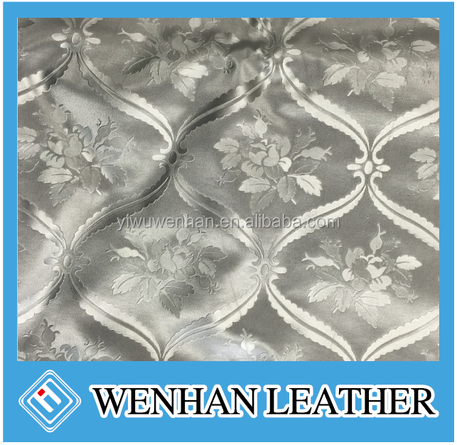 2016 Hot Sale New Waterproof Embossed High Quality Synthetic Leather for Sofa,furniture