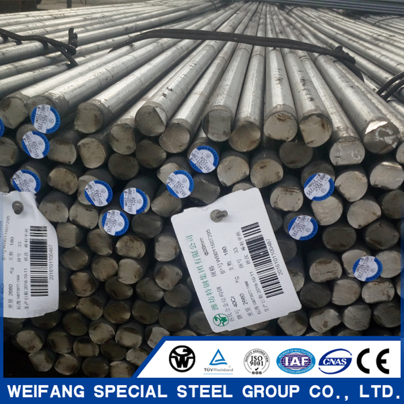 Hot Rolled Alloy Structural Steel Round Bar SCr440