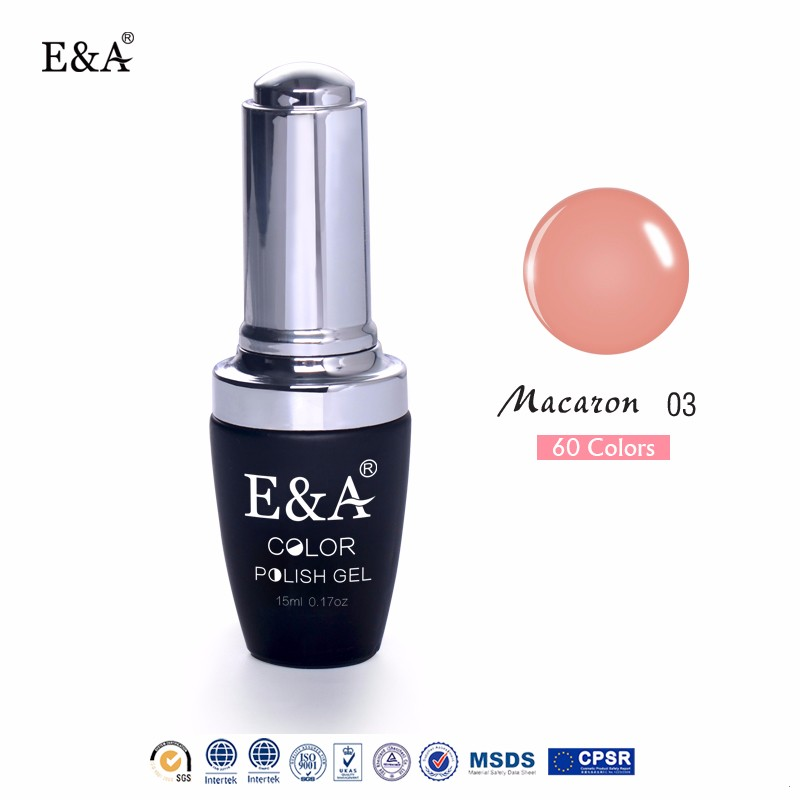 EA Brand soak off nail polish uv gel 2017 new 3 steps uv nail uv gel nail polish